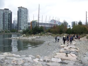 Rewilding Vancouver Community Projects Course
