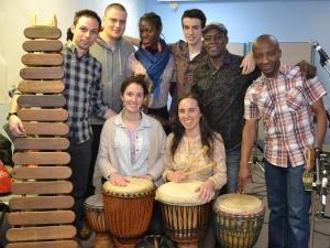 Musicréation Project Collège Éducacentre 2014