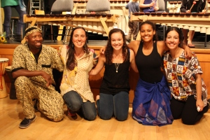 Errington World Music Camp faculty